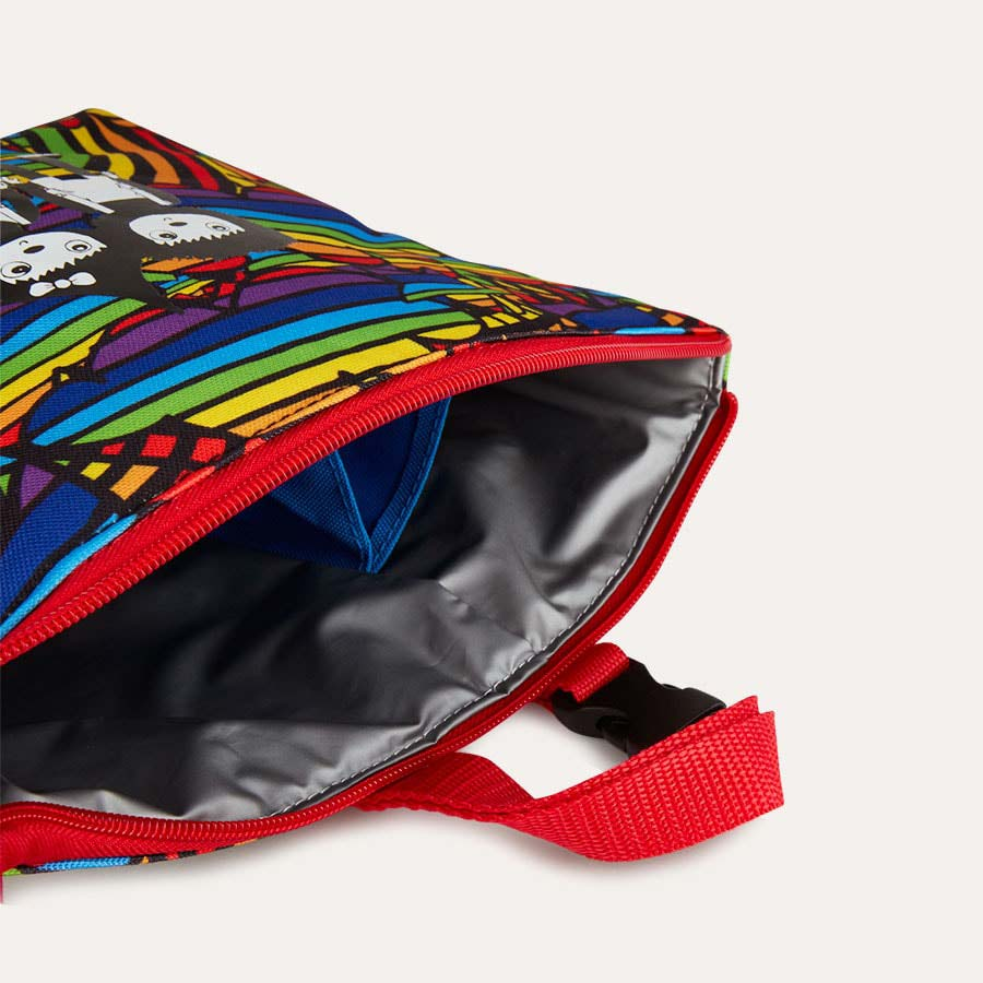 Rainbow Multi Babymel Lunch Bag