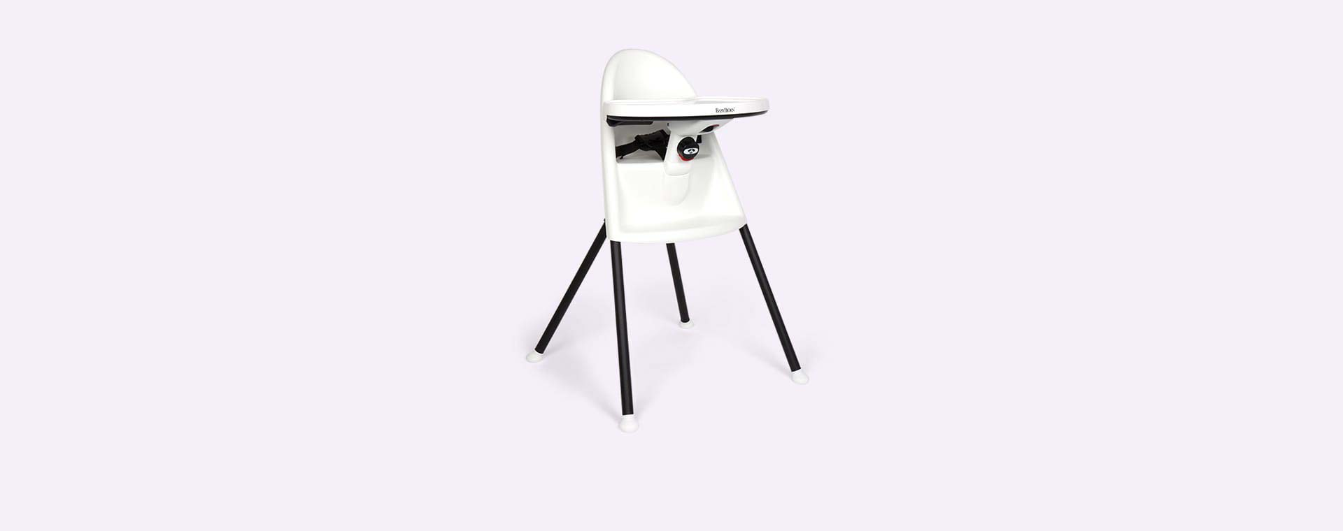 White BabyBjorn Highchair