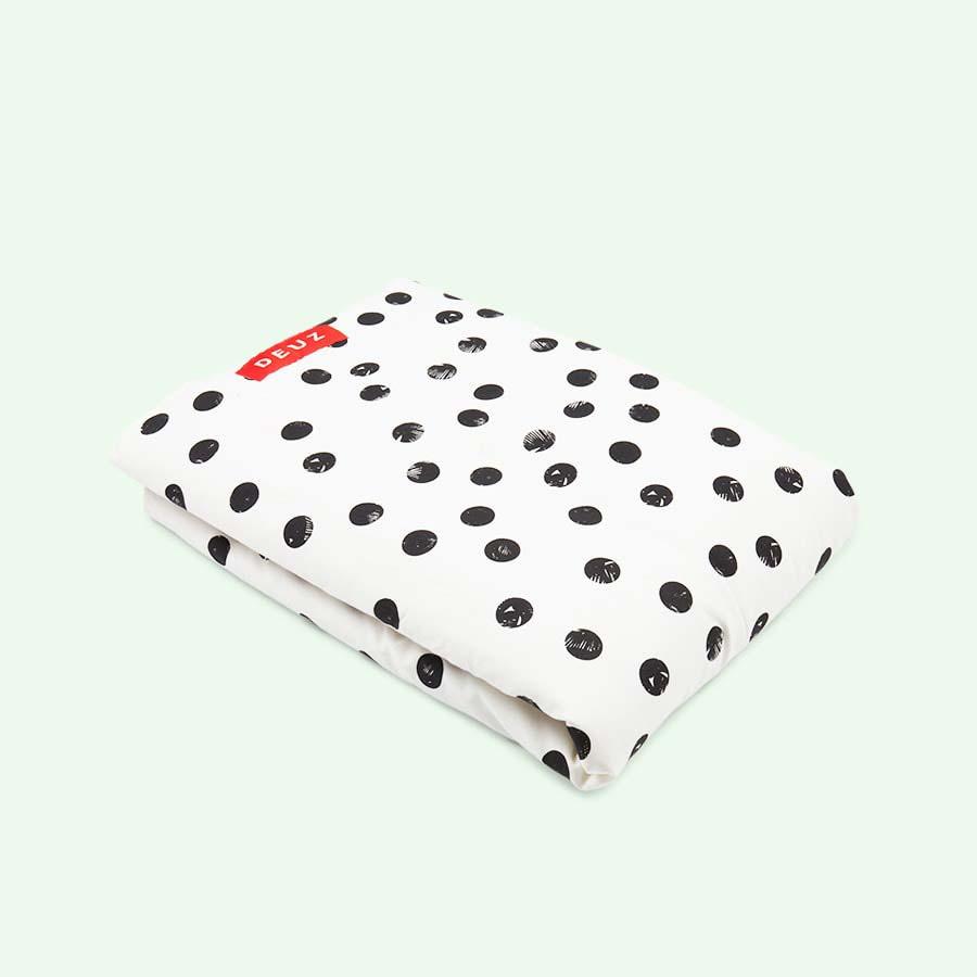 Black Dots Deuz Tent Padded Mat