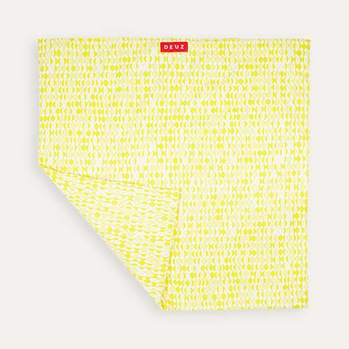 Yellow Leaves Deuz Tent Padded Mat