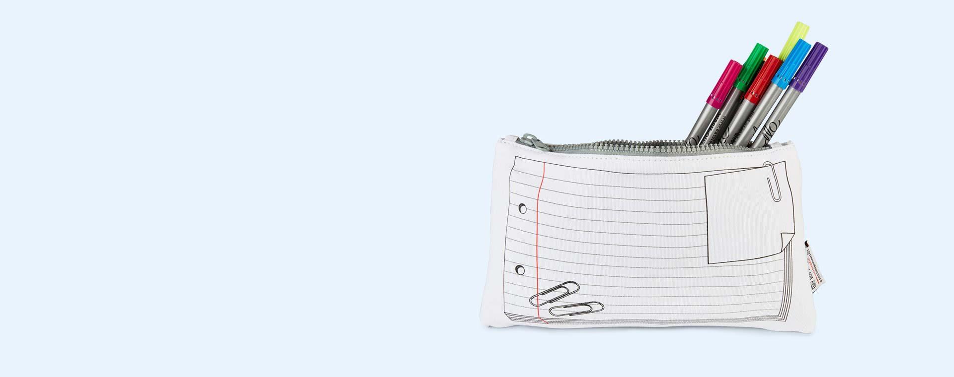 Notebook Eat Sleep Doodle Doodle Pencil Case