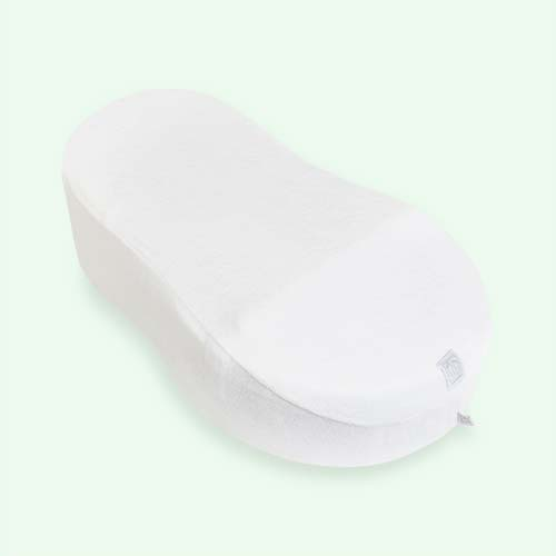 White Cocoonababy Cocoonababy Towelling Fitted Sheet