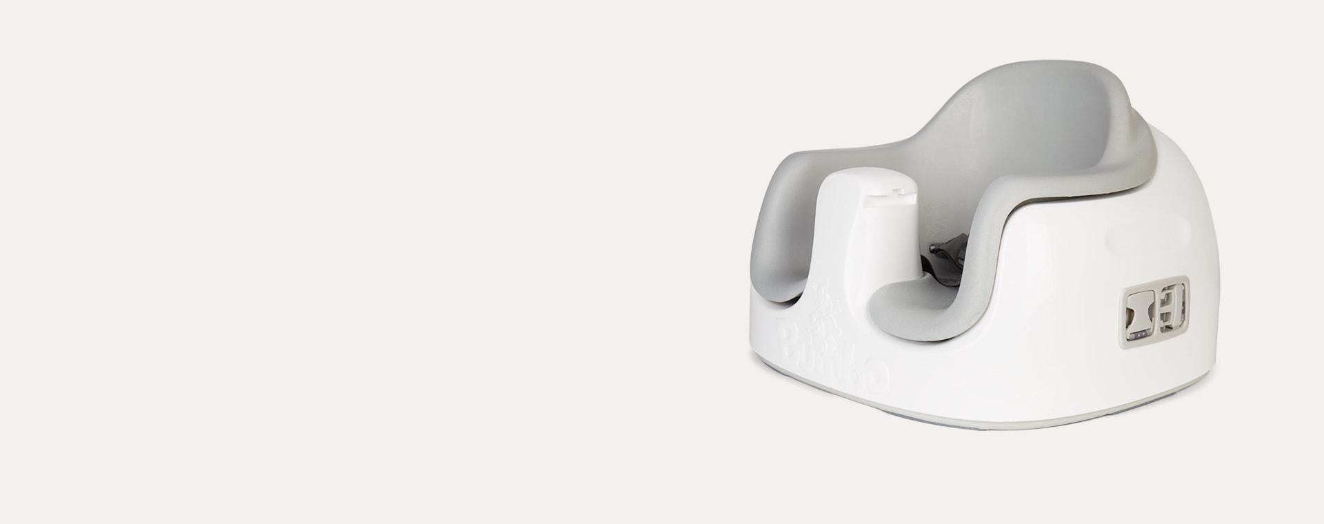 Cool Grey Bumbo Multi-Seat