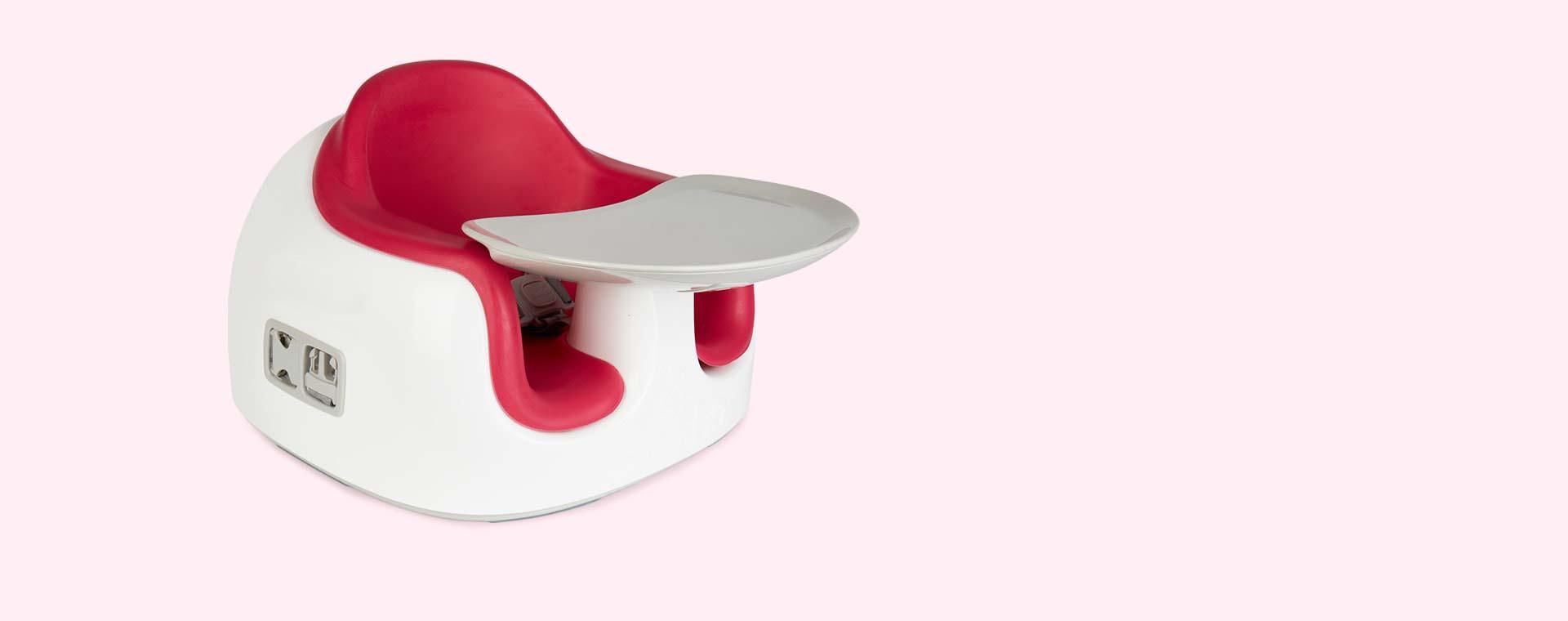 Magenta Bumbo Multi-Seat