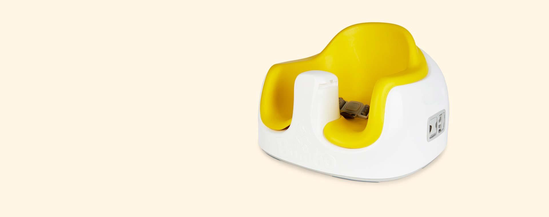 Yellow Bumbo Multi-Seat