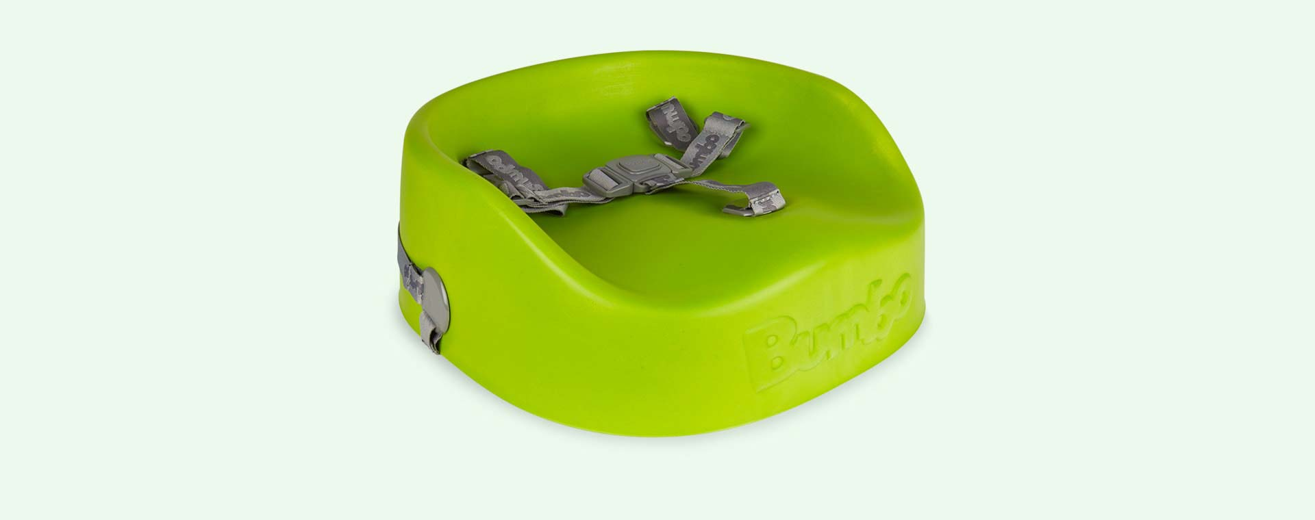 Lime Bumbo Booster Seat