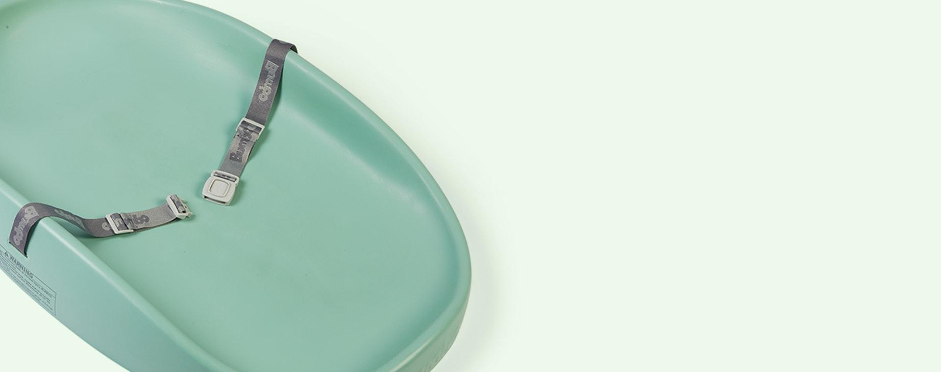 Hemlock Green Bumbo Changing Pad