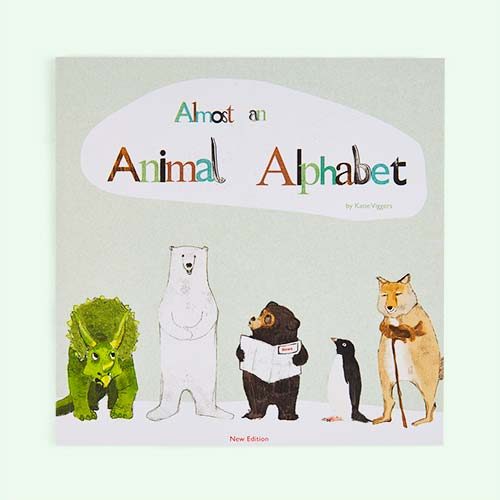 Multi Eight Bear Books Almost an Animal alphabet