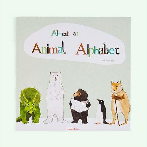 Multi Eight Bear Books Almost an Animal alphabet