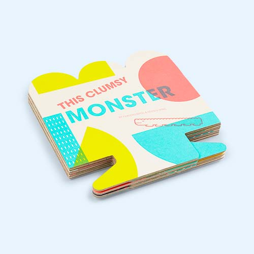 Multi Owl & Dog Playbooks This Clumsy Monster