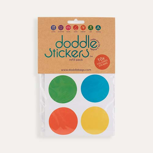 Multi DoddleBags Doddle Stickers Refill Pack