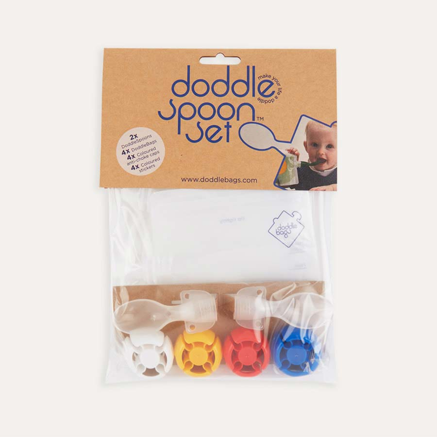 Multi DoddleBags Doddle Spoon Set