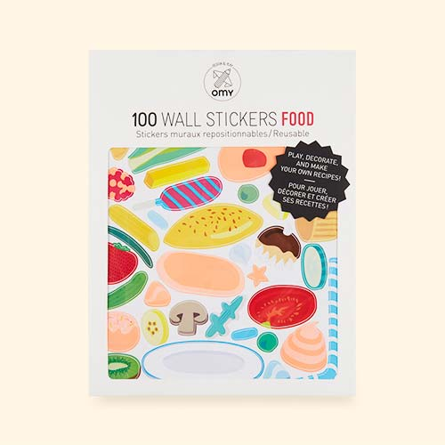 Food OMY DESIGN & PLAY Wall Stickers