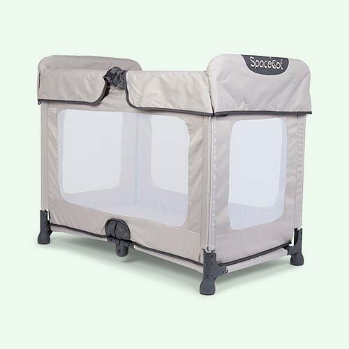 Stone SpaceCot Travel Cot