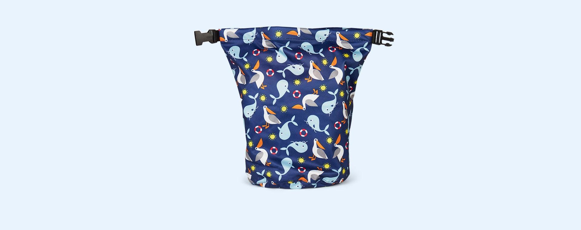 Nautical Bambino Mio Wet Bag