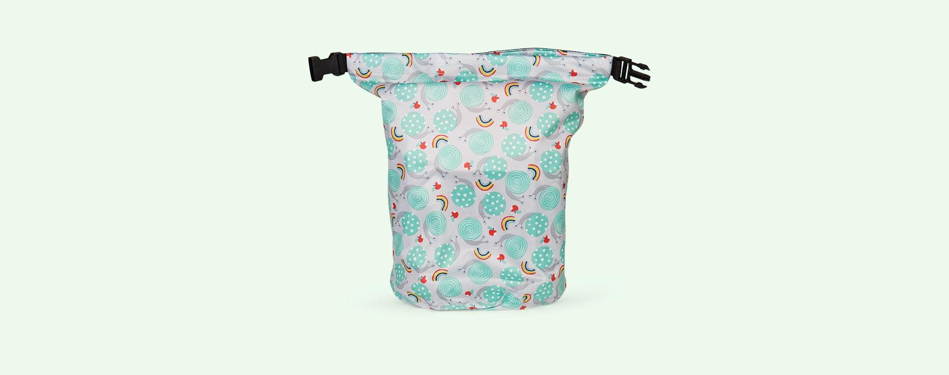 Snail Surprise Bambino Mio Wet Bag