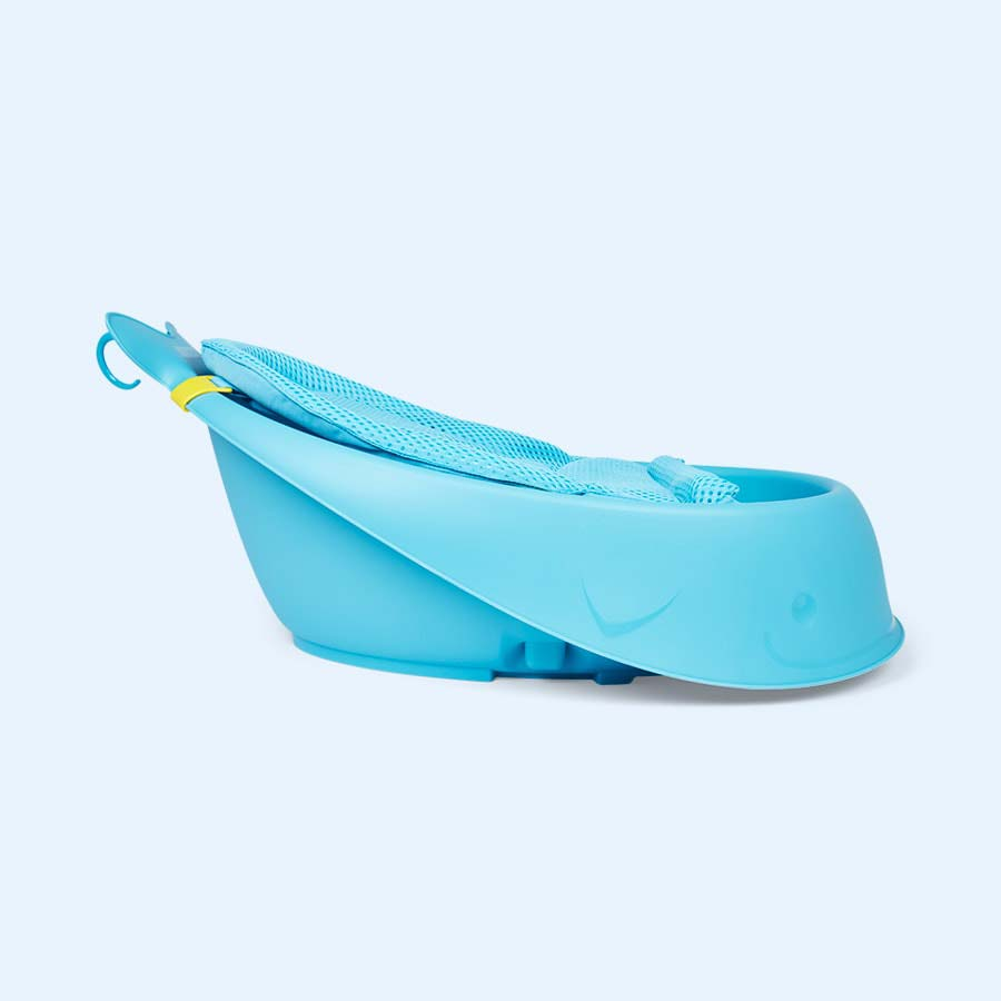 Blue Skip Hop 3 Stage Moby Baby Bath