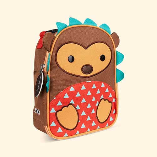 Hedgehog Skip Hop Zoo Lunchie Insulated Lunch bag
