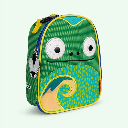 Chameleon Skip Hop Zoo Lunchie Insulated Lunch bag
