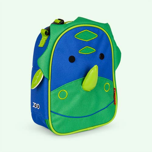 (Dinosaur) Skip Hop Zoo Lunchie Insulated Lunch bag
