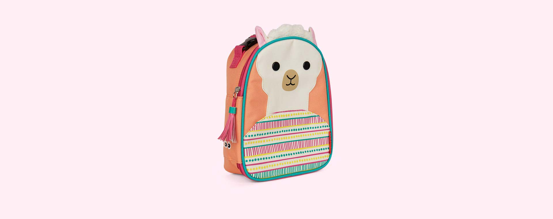 Llama Skip Hop Zoo Lunchie Insulated Lunch bag
