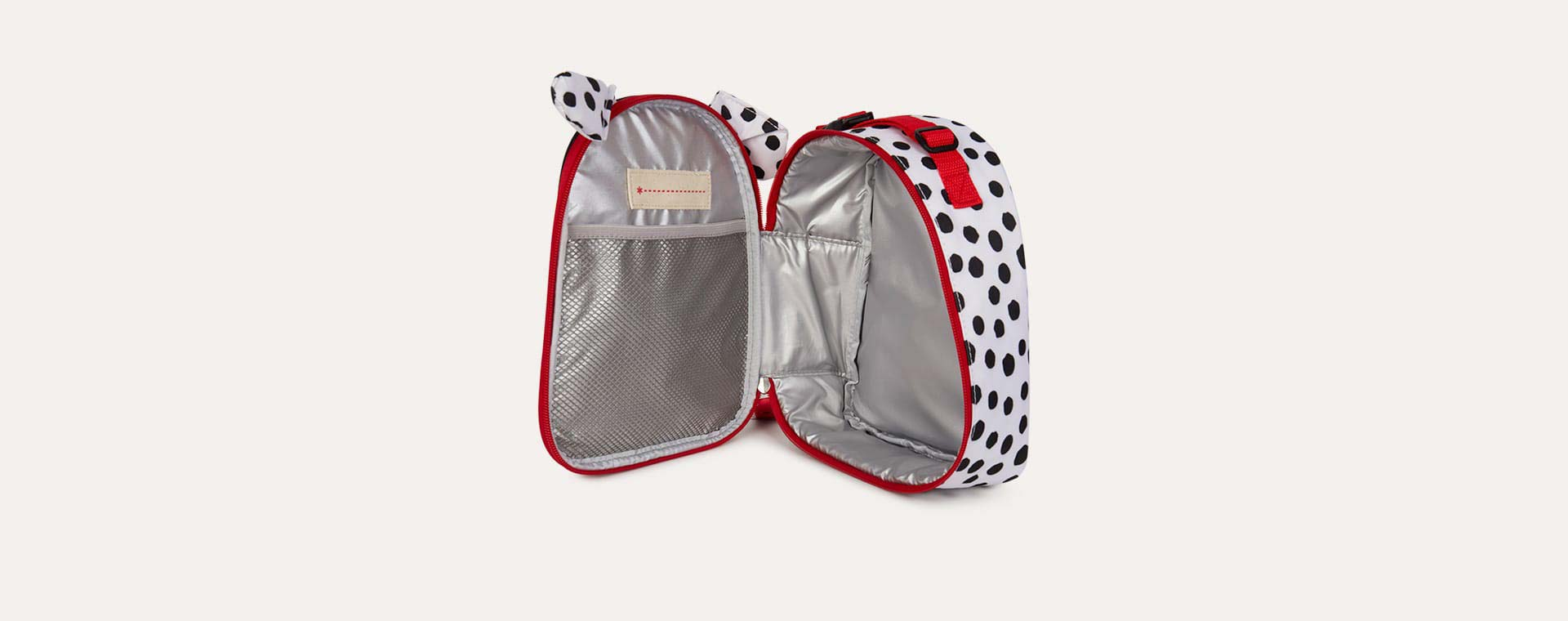 Dalmation Skip Hop Zoo Lunchie Insulated Lunch bag