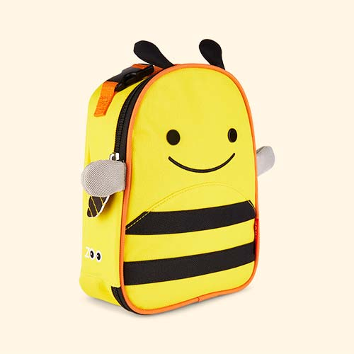 Bee Skip Hop Zoo Lunchie Insulated Lunch bag