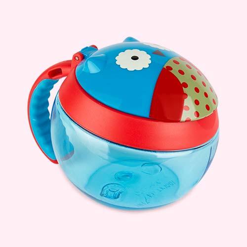 Owl Skip Hop Zoo Snack Cup