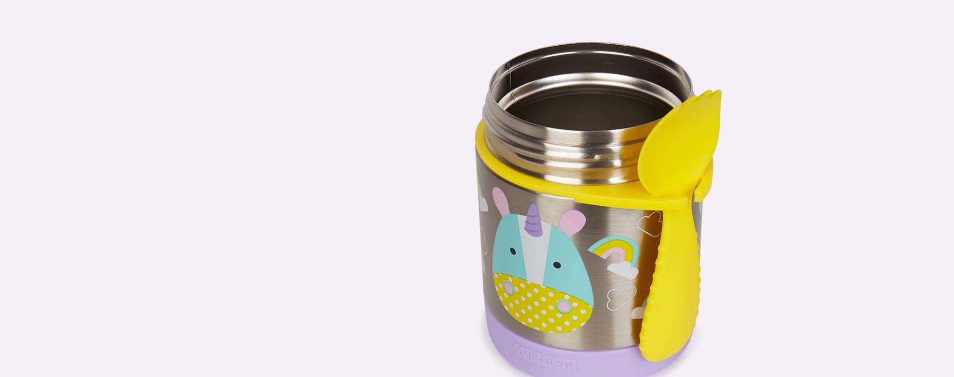 Unicorn Skip Hop Zoo Insulated Food Jar