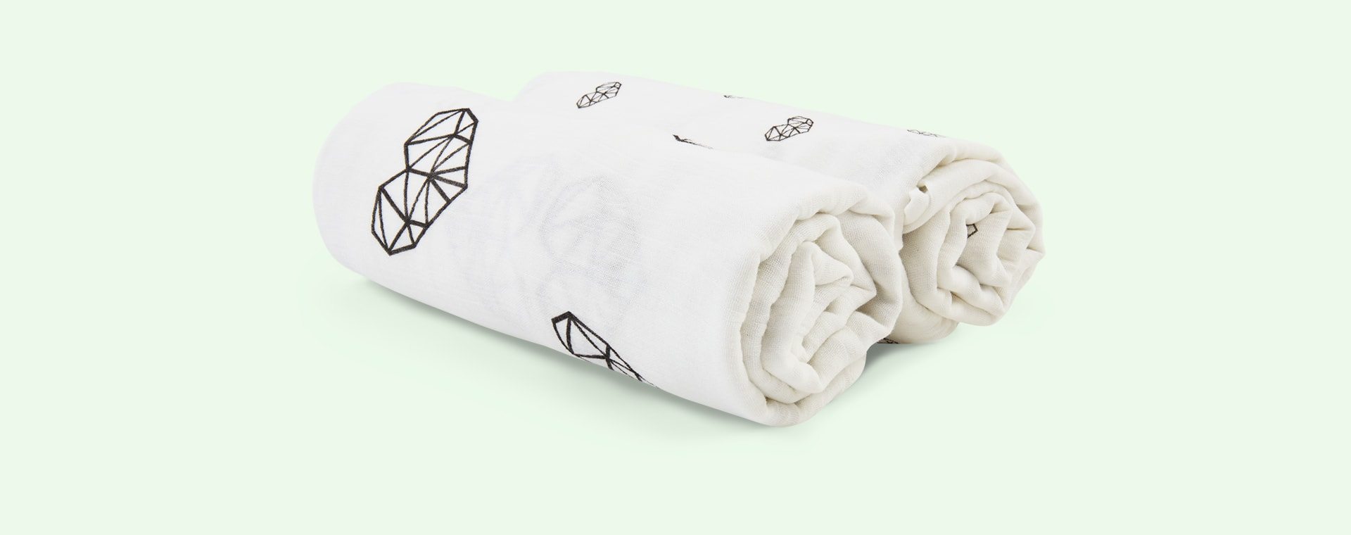 Hearts Mama Designs Muslin Swaddle - 2 Pack