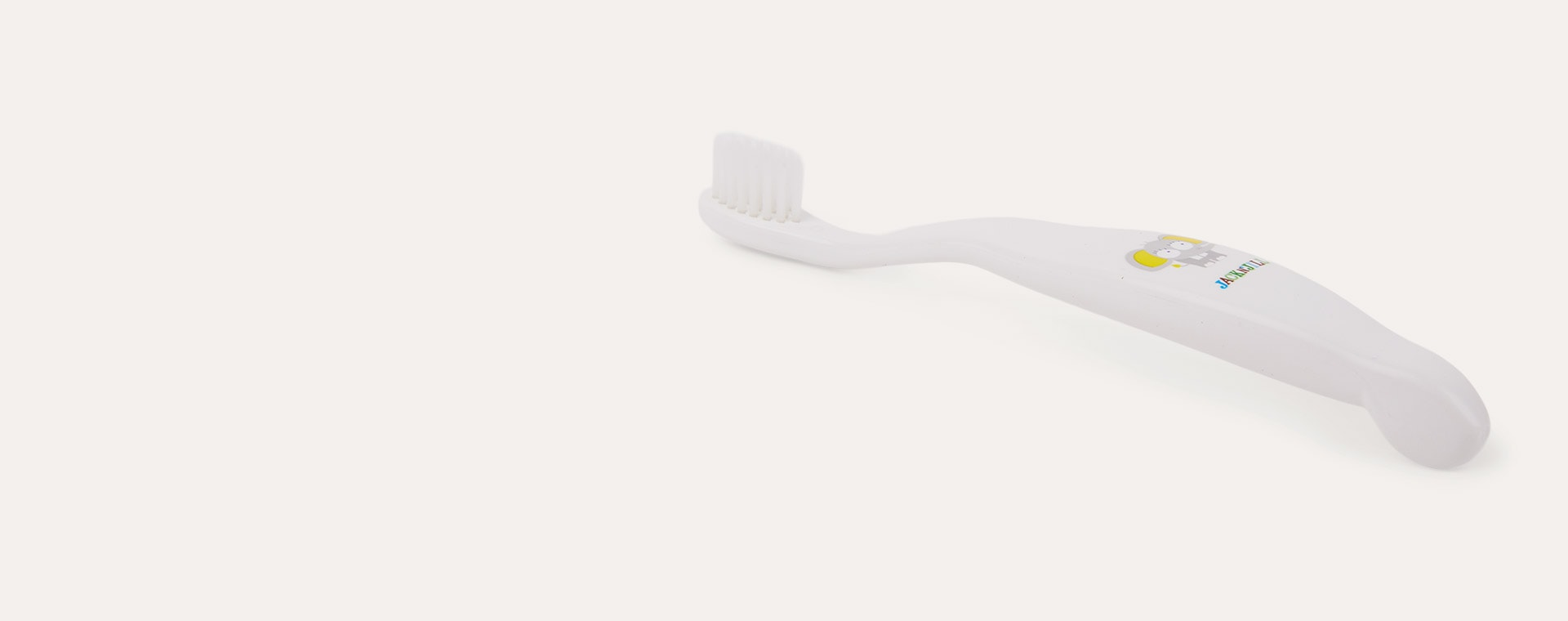 Elephant Jack N' Jill Biodegradable Toothbrush