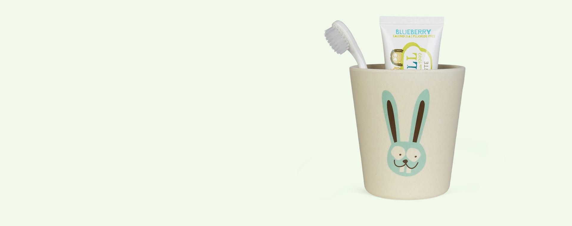 Bunny JACK N' JILL Rinse & Store Cup