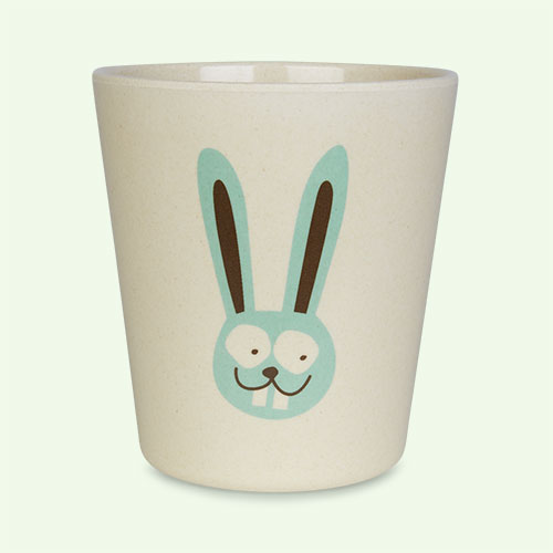 Bunny JACK N' JILL Rinse & Store Cup