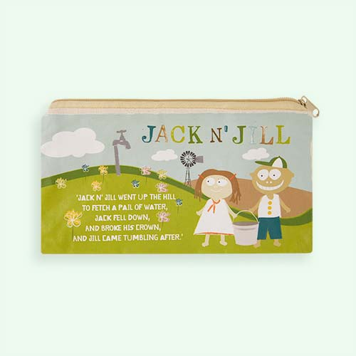 Neutral JACK N' JILL Travel Sleepover Bag