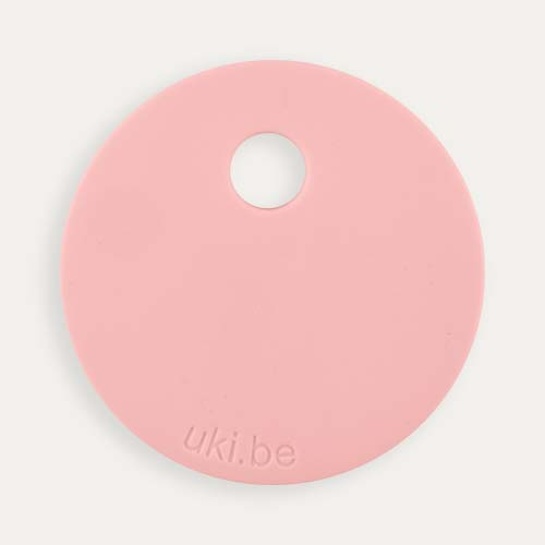 Blush uki.be Circle Teether