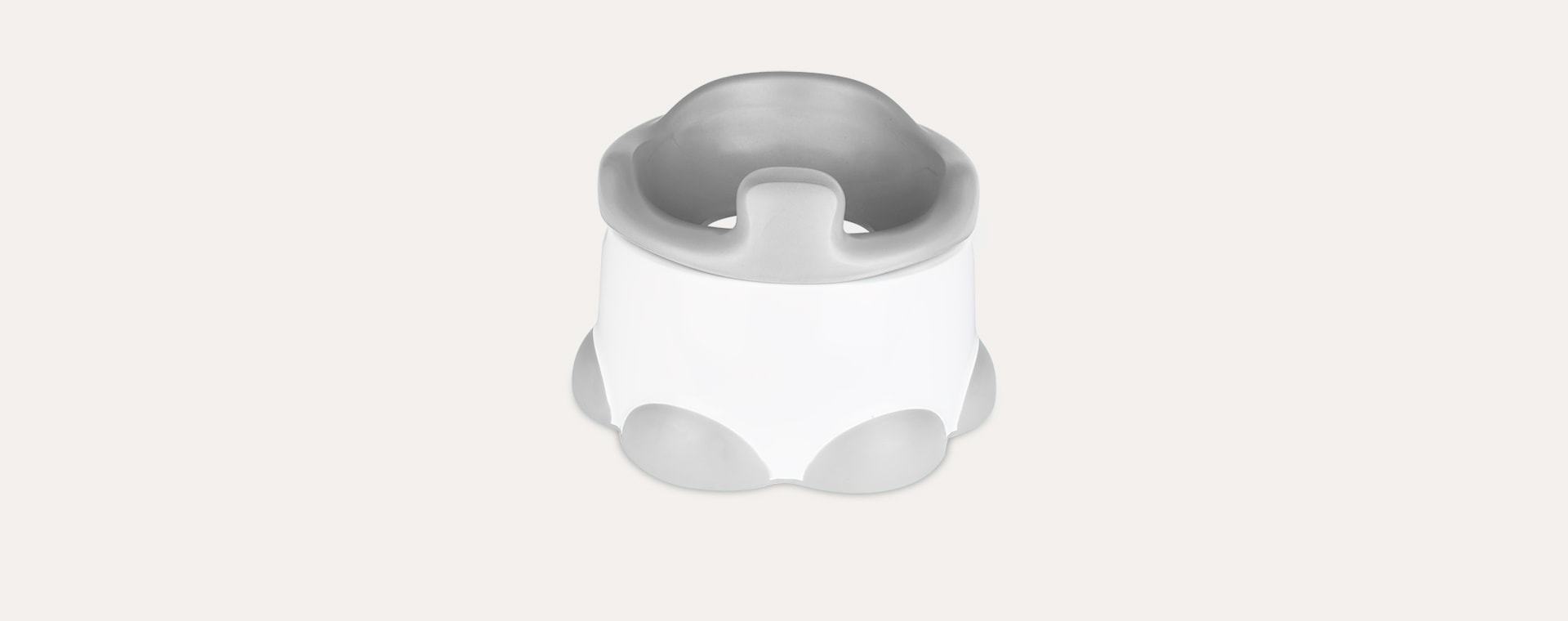 Cool Grey Bumbo Step 'n Potty