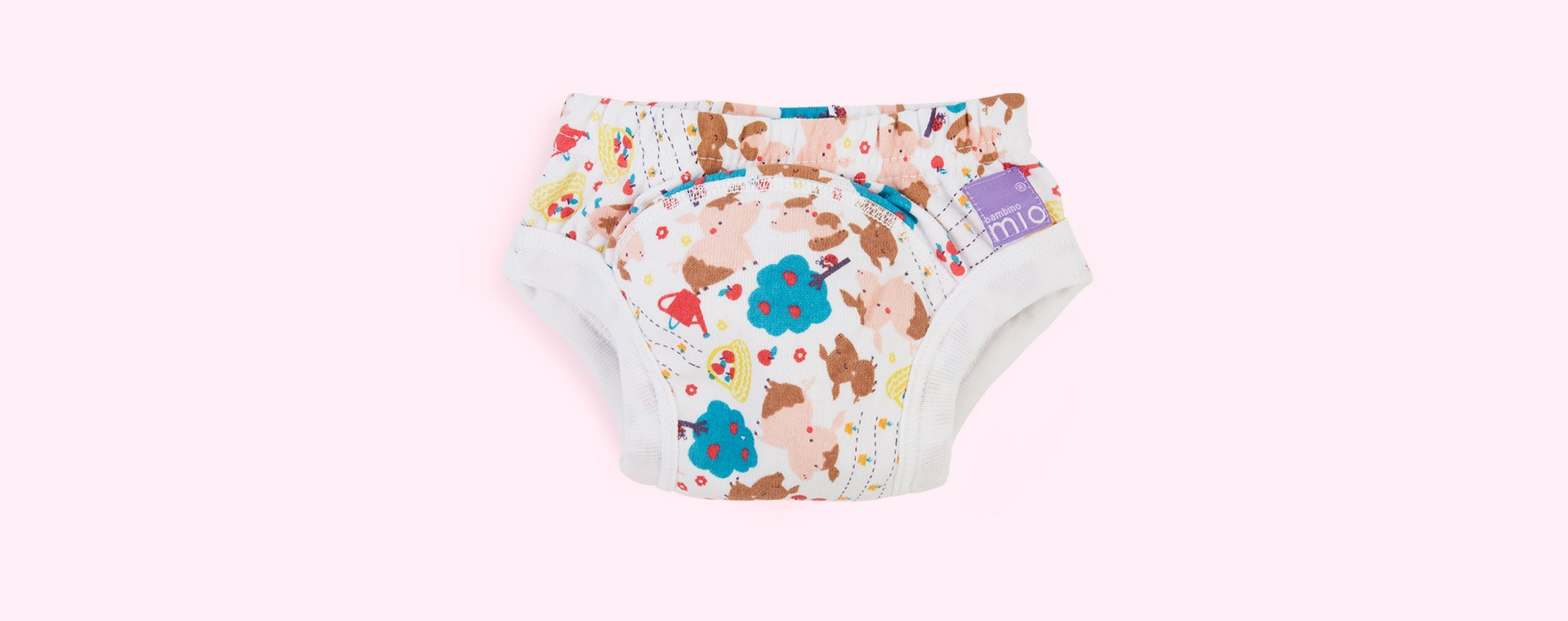 Puddle Pigs Bambino Mio Potty Training Pant