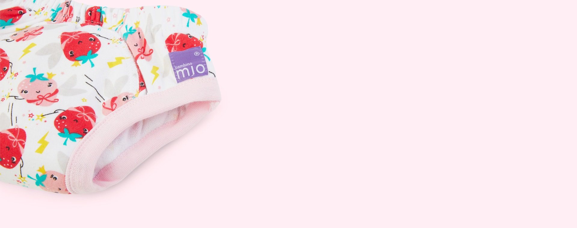 Super Strawb Bambino Mio Potty Training Pant