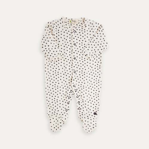 Bunny The Bonnie Mob Buddy Printed Sleepsuit