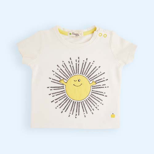 Sunshine Applique The Bonnie Mob Creedence Applique T-shirt