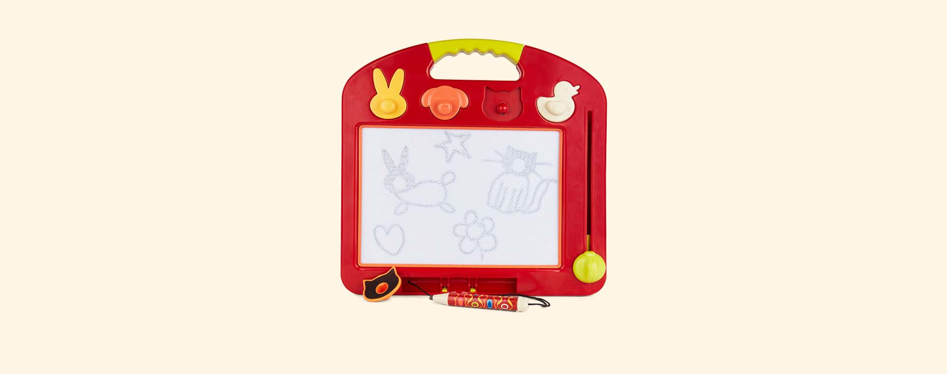 Red B. Toys Toulouse–LapTrec Sketchboard