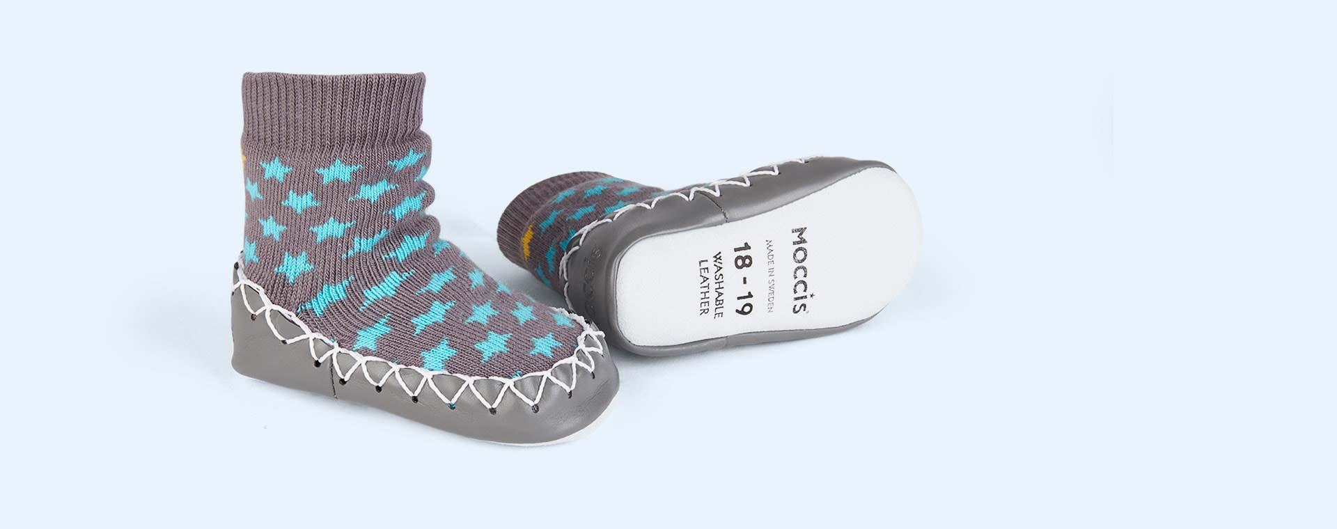 Stoney River Moccis Moccasin Slipper Socks