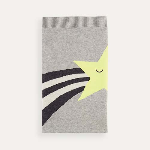 Grey Monochrome The Bonnie Mob Sly Star Blanket
