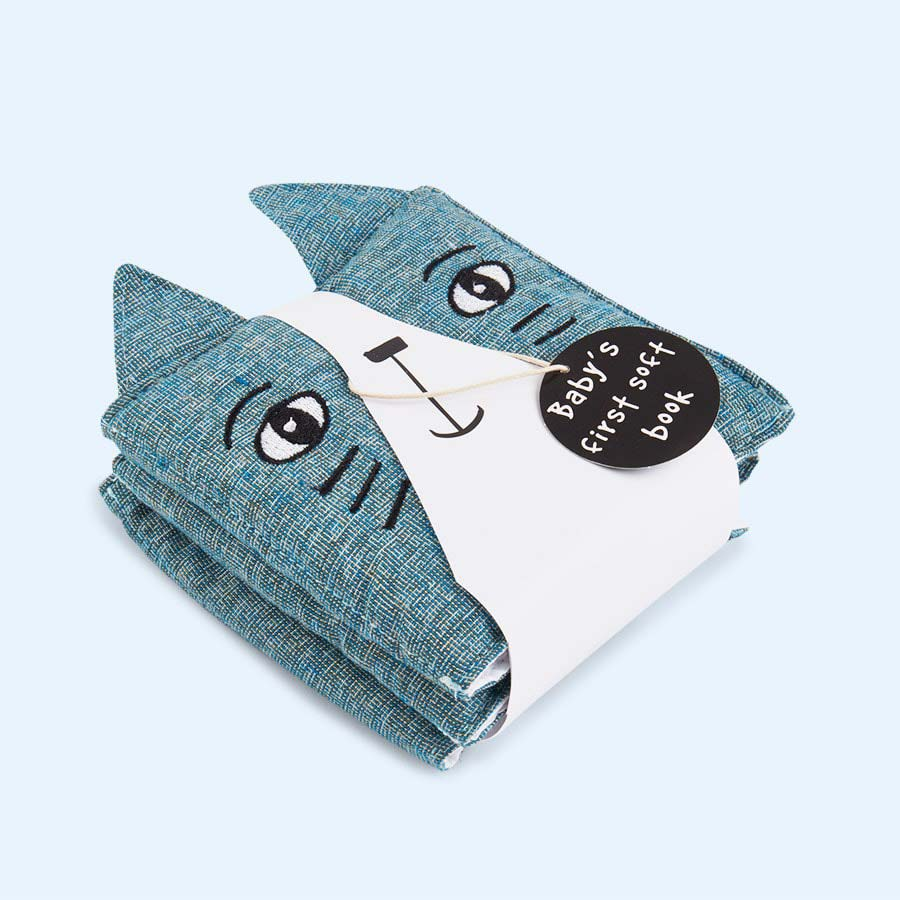 Cat Wee Gallery Soft Cloth Book