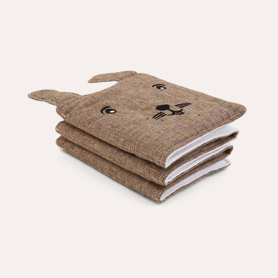 Forest Wee Gallery Soft Cloth Book