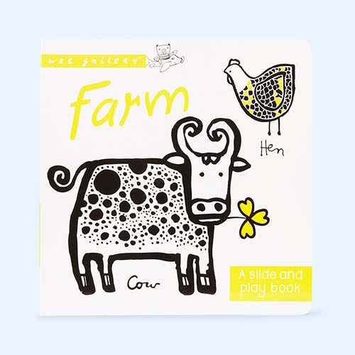 Farm Wee Gallery Slide & Play Book