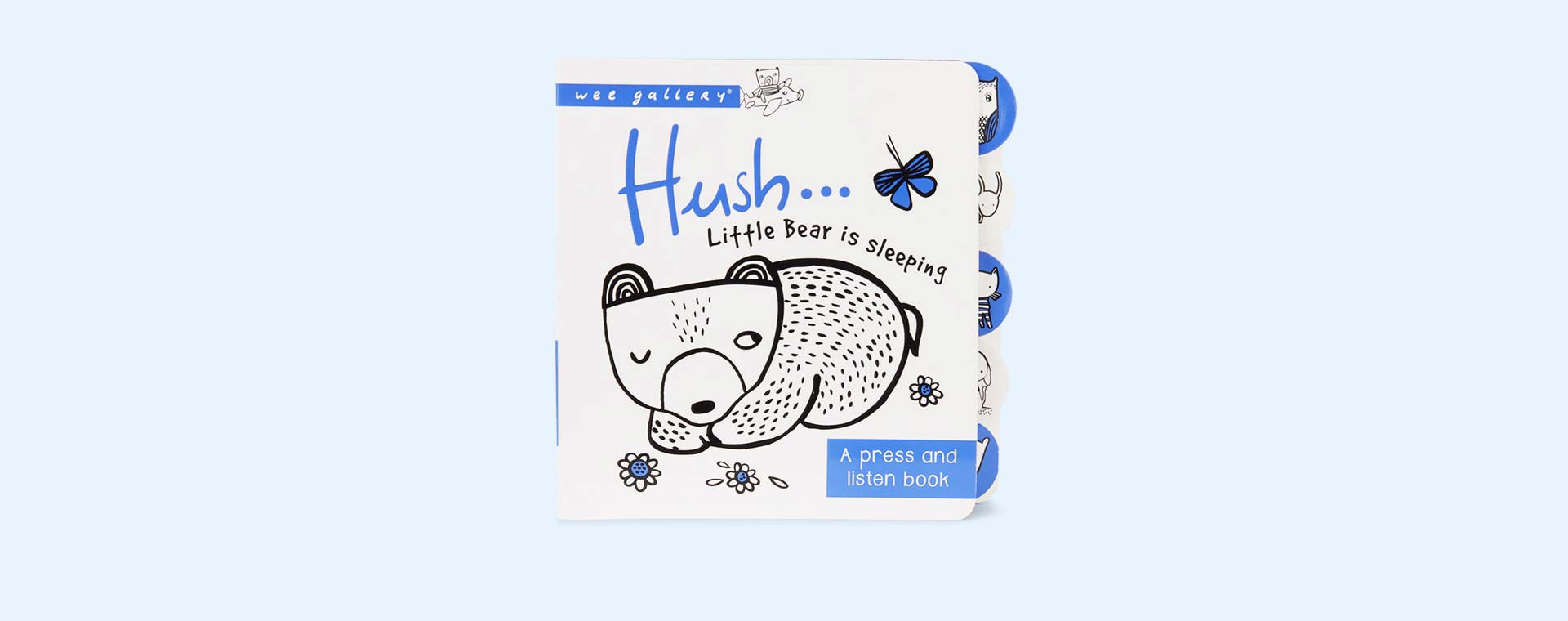 Hush Wee Gallery Sound Book