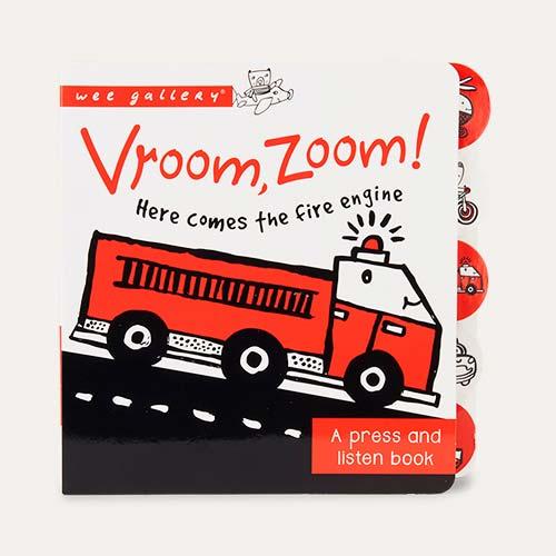 Vroom, Zoom Wee Gallery Sound Book