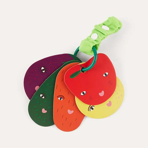 Fruit & Veggies Wee Gallery Stroller Cards