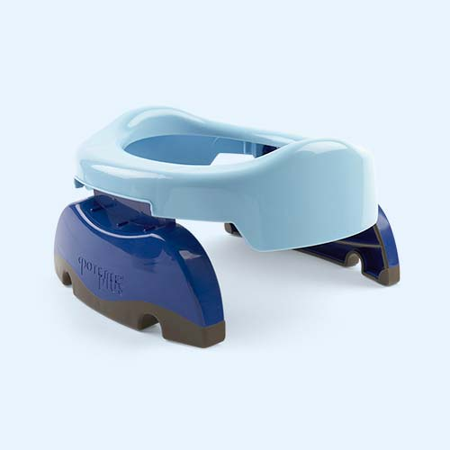 Blue Potette Potette Plus Travel Potty